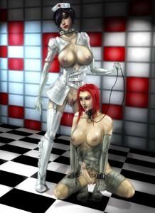 submissive futanari slave